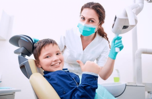Midlothian VA Pediatric Dentist | Make Your Child Smile at the Dentist